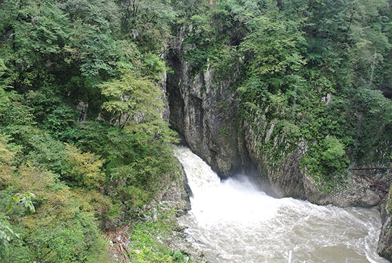 cascade-skocjan