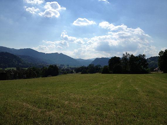 montagnes-slovenes