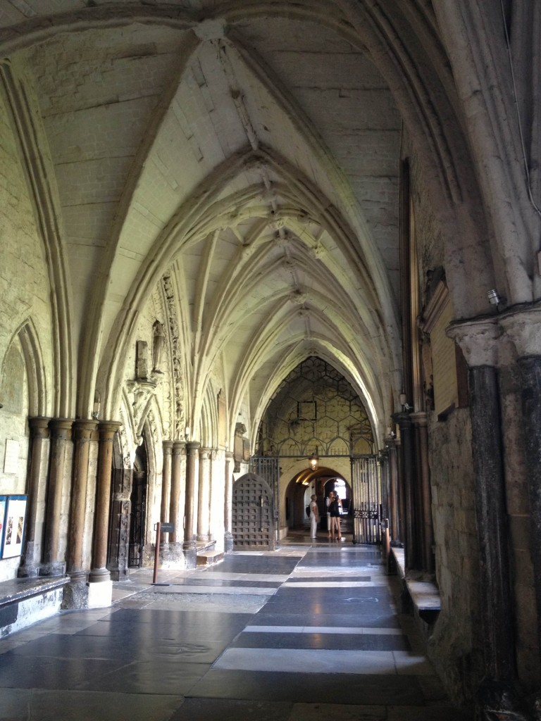 visiter Londres - westminster abbaye