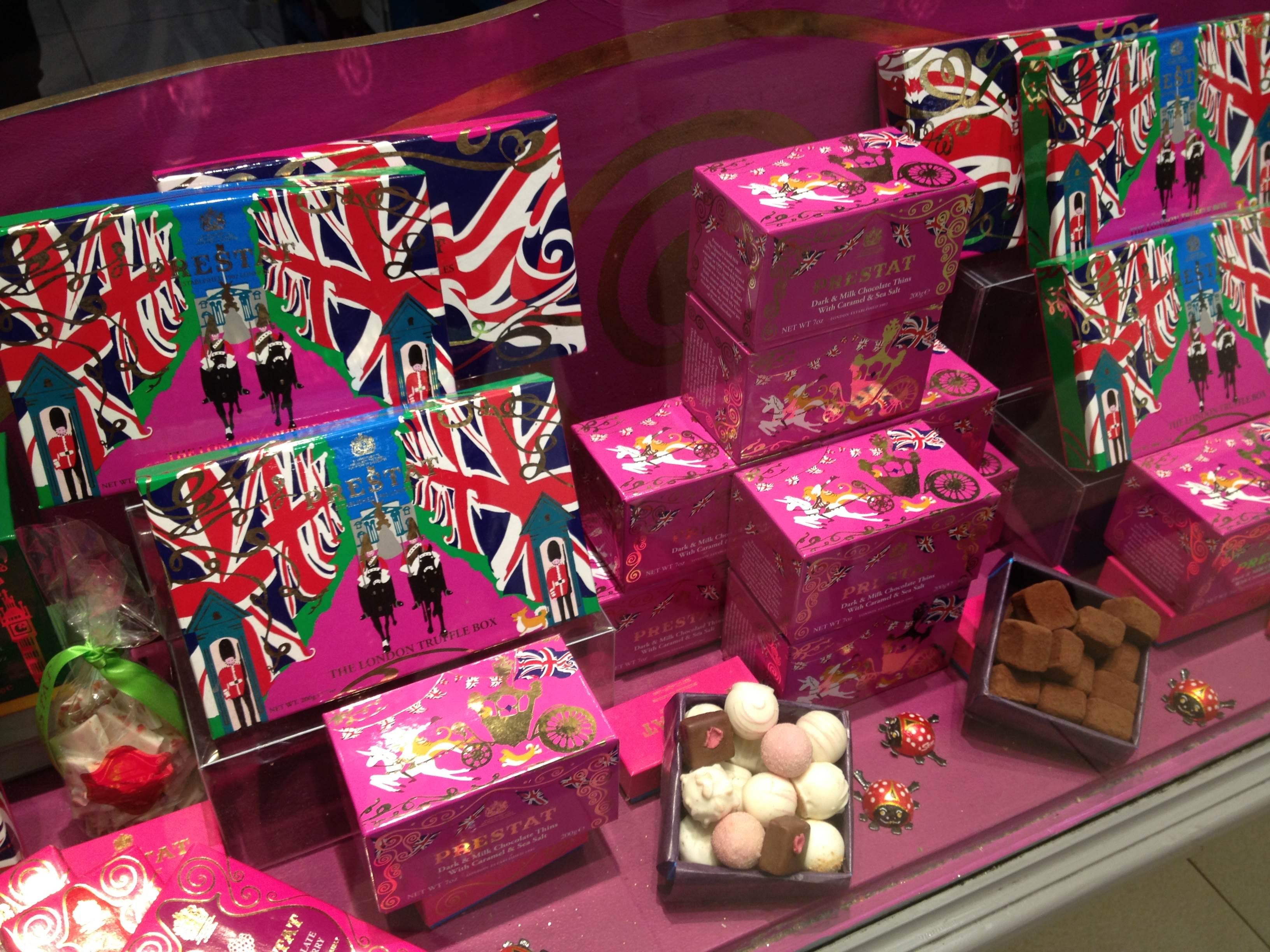 prestat chocolatier de la Reine