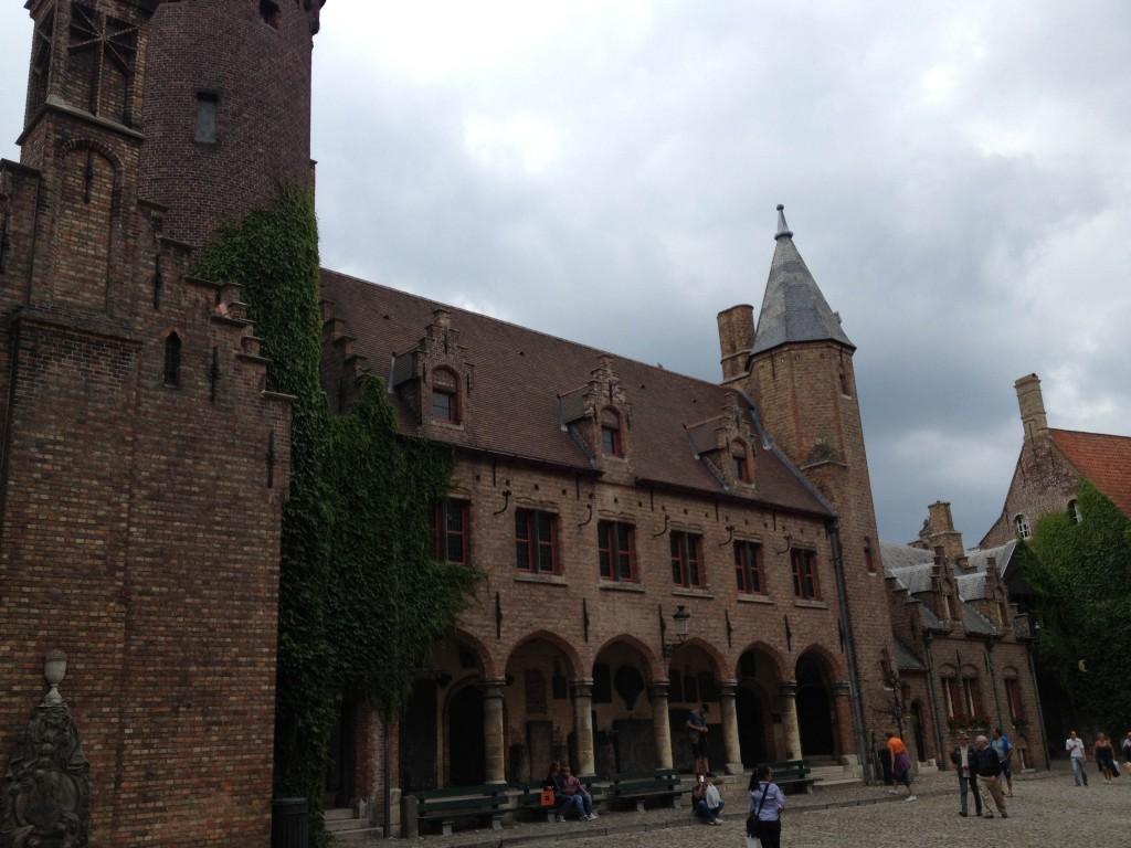 visiter bruges vieille ville