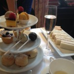 Article gourmand: un afternoon tea a Londres