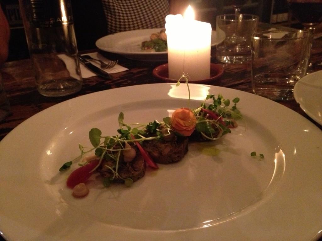 bon restaurant à Copenhague Bibendum