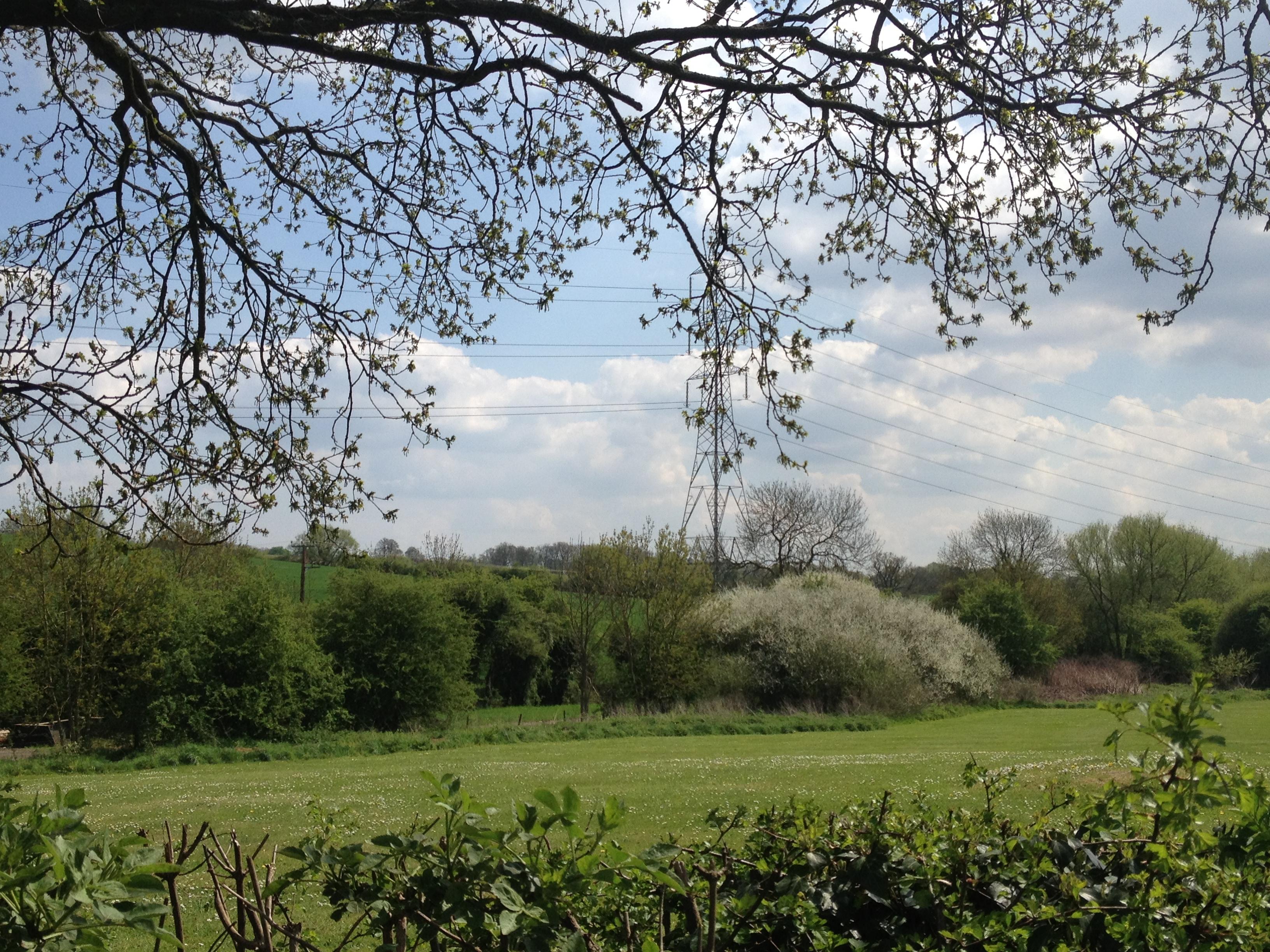 Le reste de l 39 angleterre balade dans le hertfordshire for Campagne anglaise