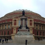 Visiter Londres: le Royal Albert Hall et Kensington Gardens