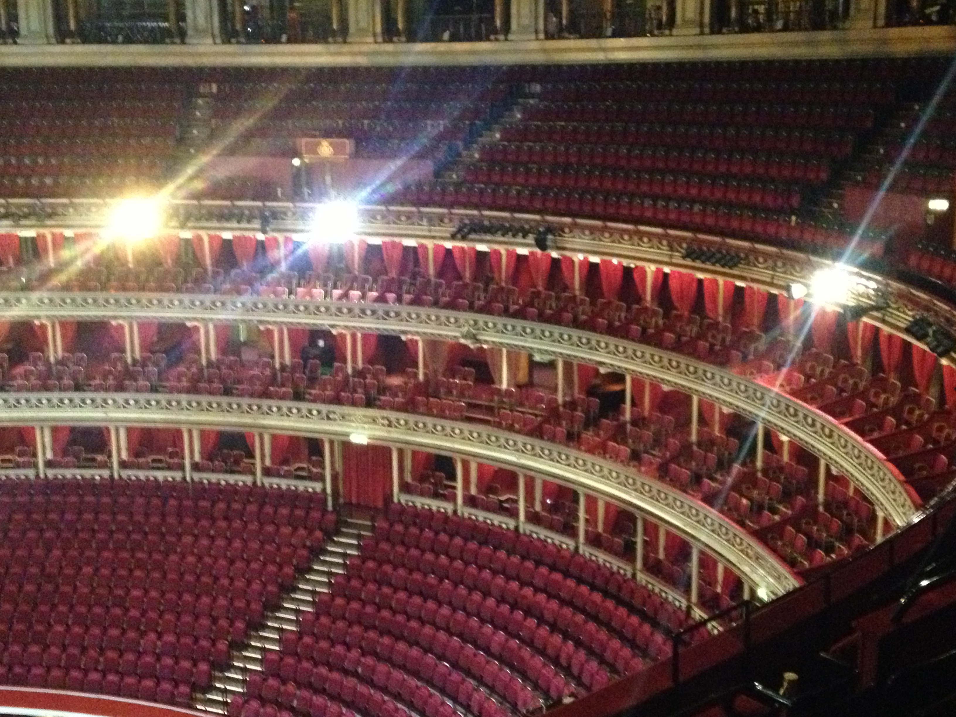 royal albert hall amphitéâtre
