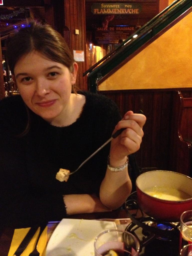 genève fondue au fromage