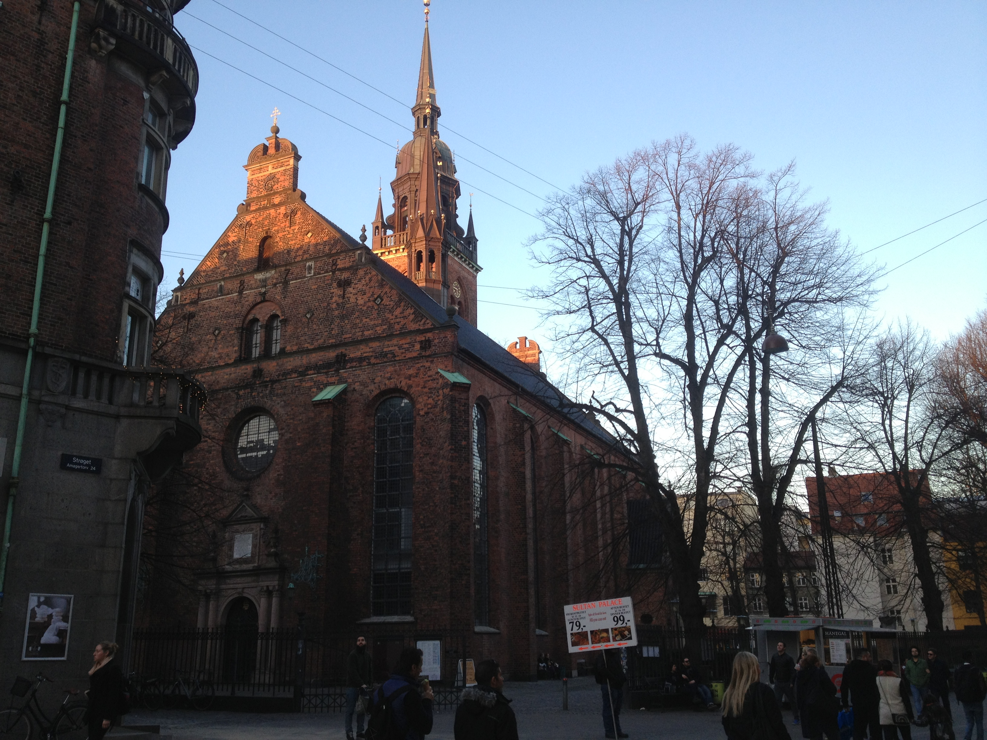 eglise a copenhague