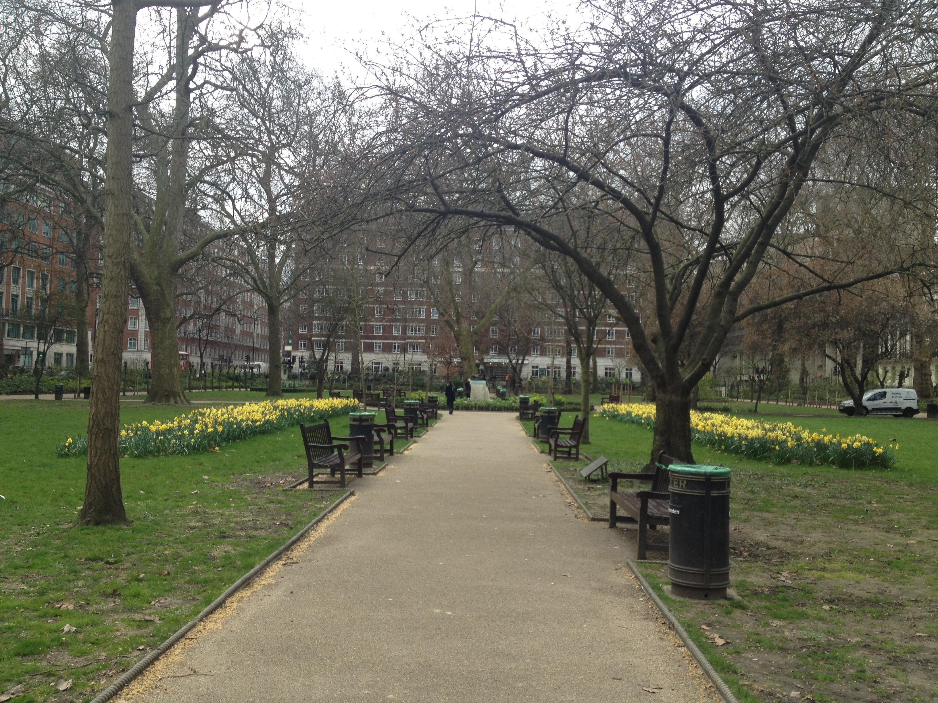 Euston parc