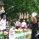 Les marchés fermiers de Londres: manger local et responsable