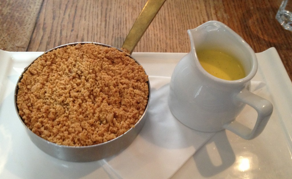 crumble deeson's canterbury