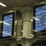 Voyager en Eurostar: les gens …