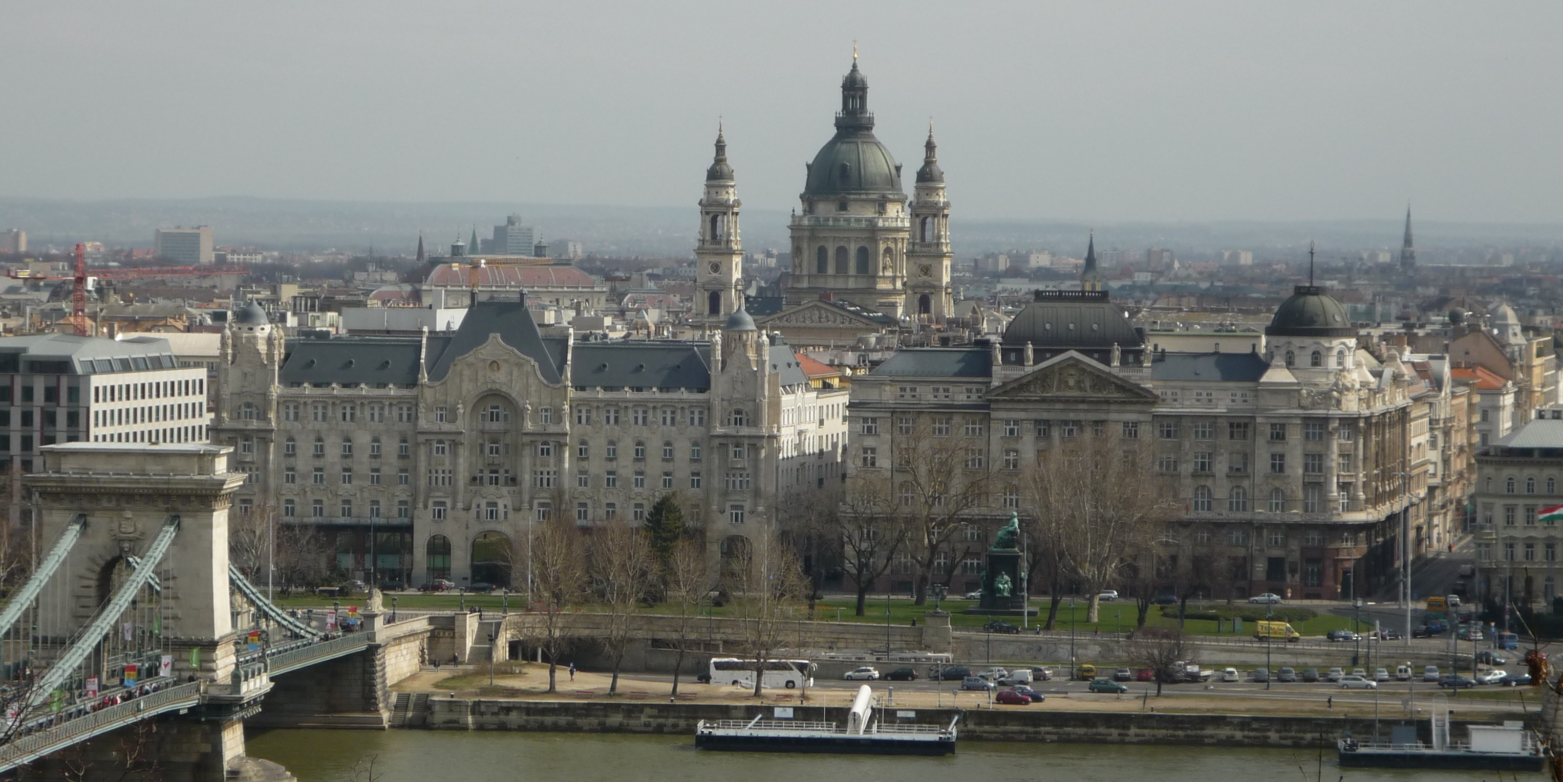 le parlement du budapest
