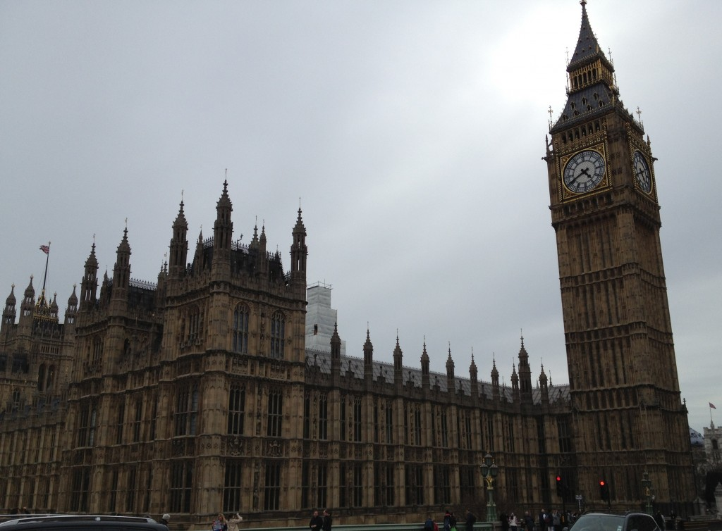 palais de westminster Londres