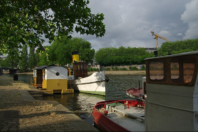 bords de l'erdre