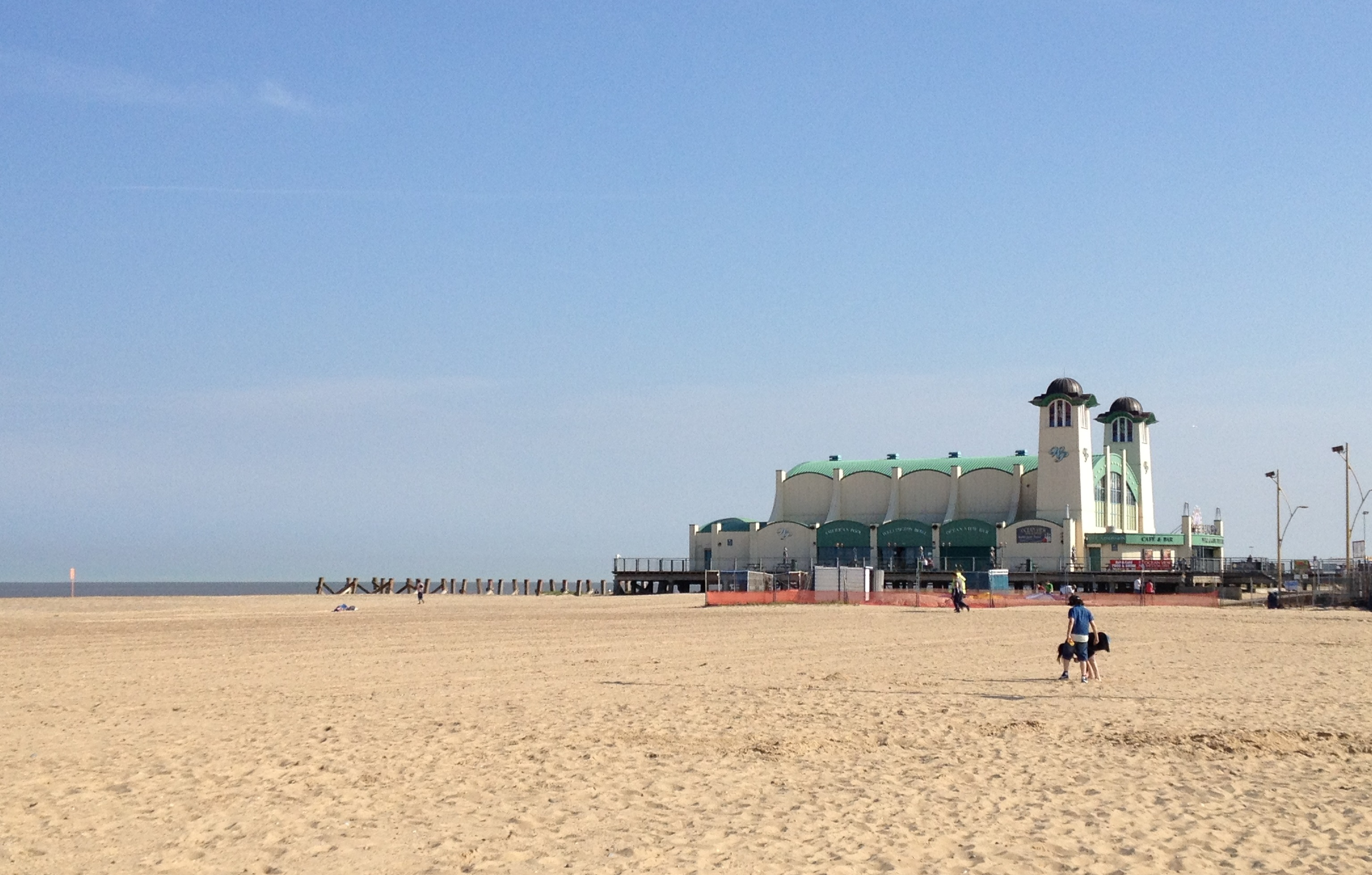 plage de great yarmouth