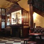 Un pub historique à Londres: le Princess Louise