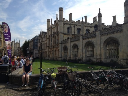 rues de cambridge