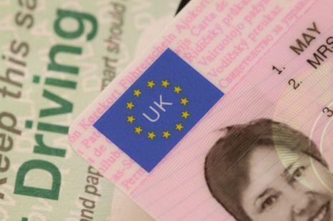 permis de conduire royaume uni