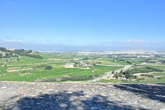 remparts-Mdina-Malte
