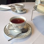 London life: un afternoon tea au Double Tree