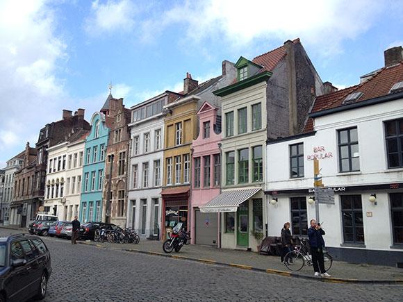 St-Jacobskerk-marché-gand