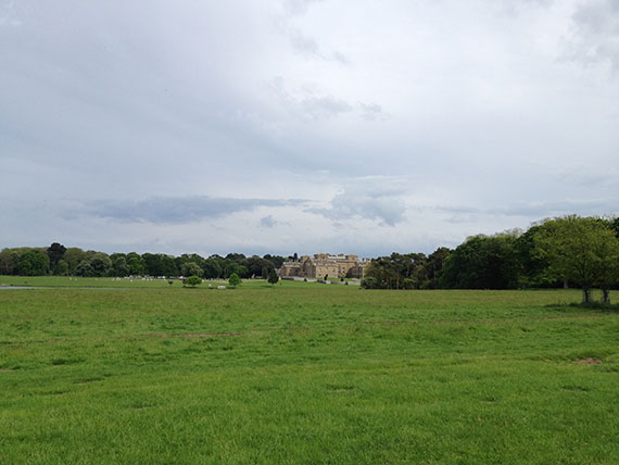 Holkham-hall
