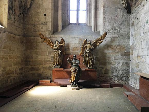 statues-eglise-st-michael-cluj