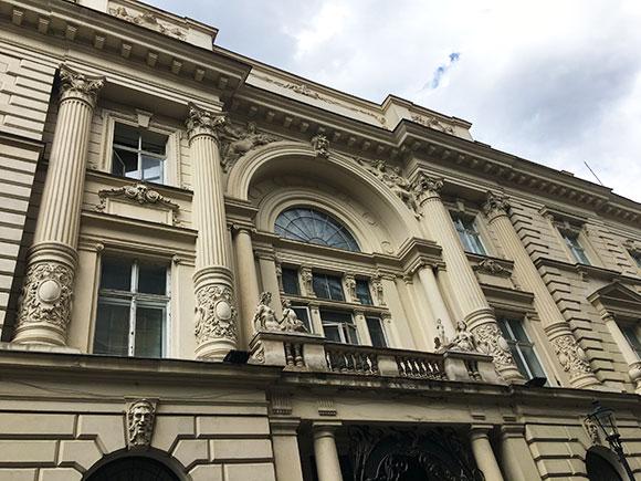facades-bucarest