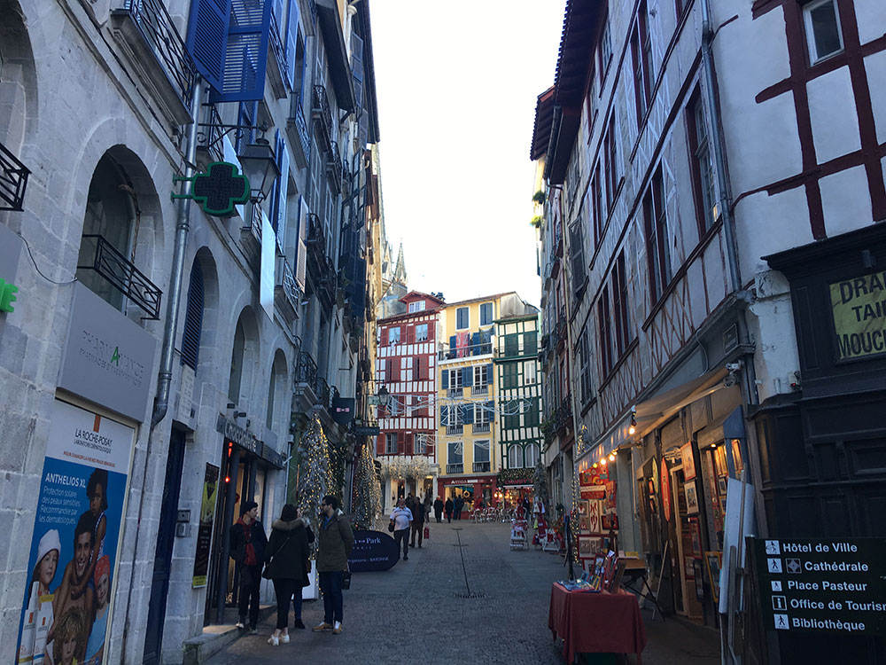 rues-bayonne