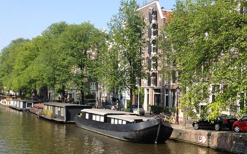 amsterdam-bateau
